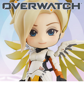 OVERWATCH NENDOROID MERCY (CLASSIC SKIN EDITION)