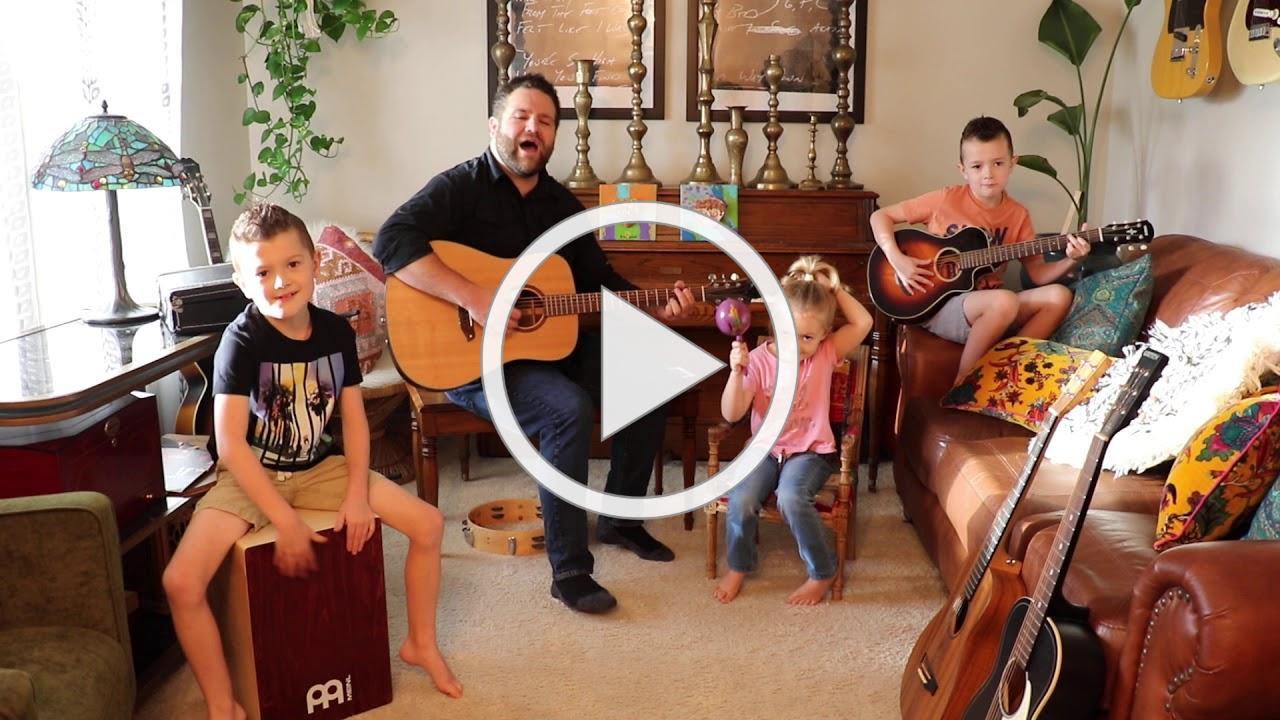 Colt Clark and the Quarantine Kids play