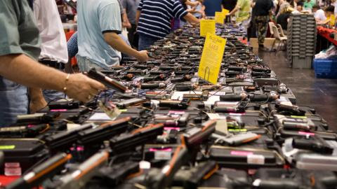 Lefty Journalist Claims Americans' Right to Own Guns Is 'Completely Made Up'