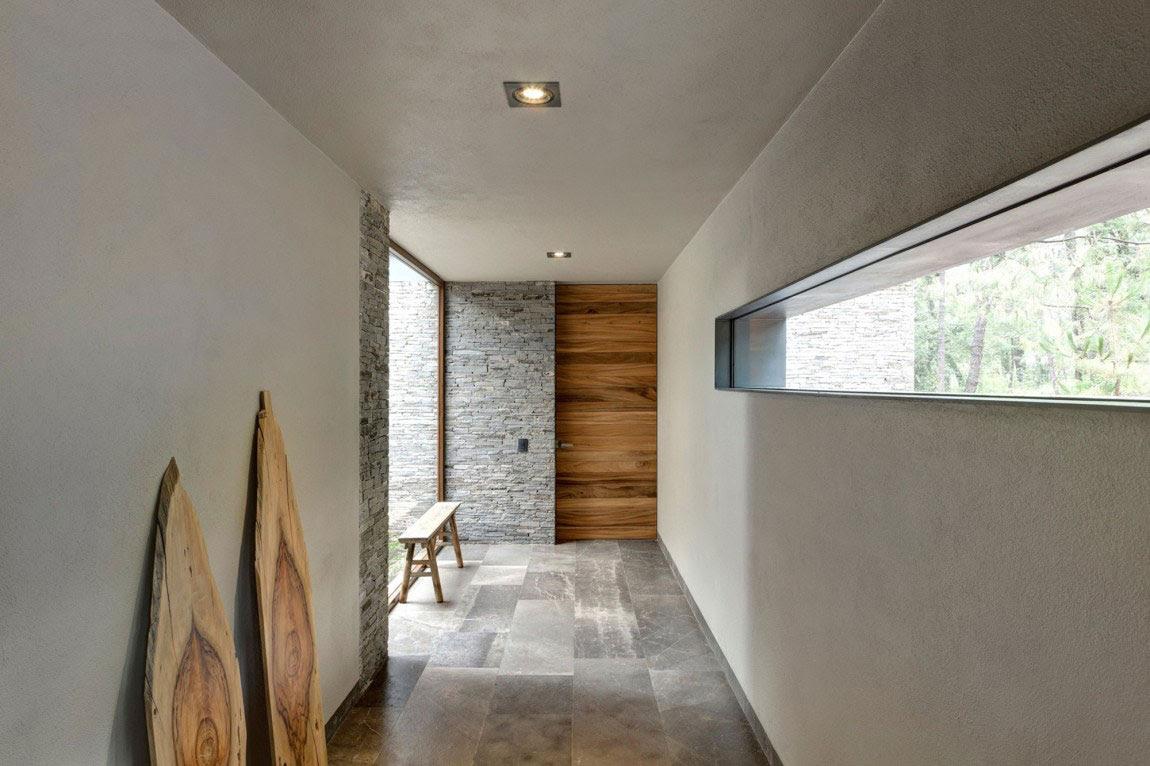 Όμορφη Casa ΜΜ με ένα σύγχρονο σχέδιο που δημιουργείται από τον Ηλία Ρίζο Arquitectos (5)