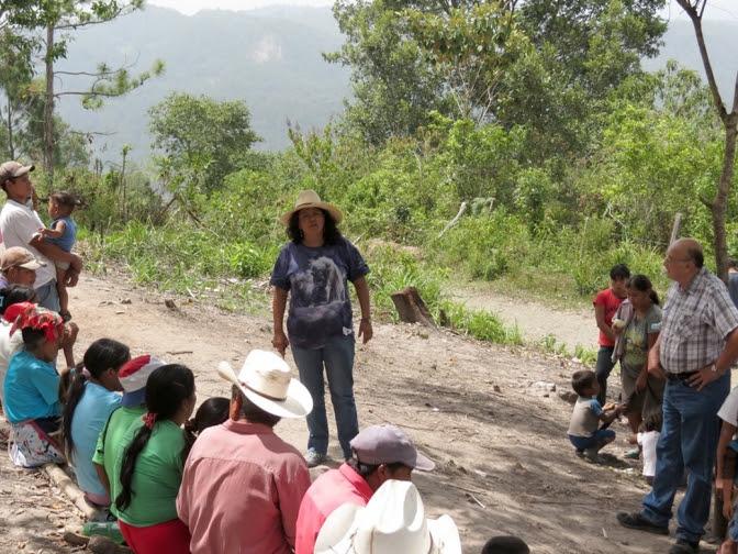 COPINH: Estado hondureño está manipulando la investigación del asesinato de Berta Cáceres para limpiar su imagen  y criminalizar al COPINH