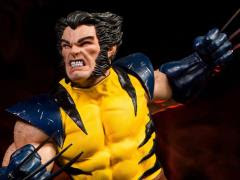 MARVEL LEGACY IRON STUDIOS WOLVERINE STATUES