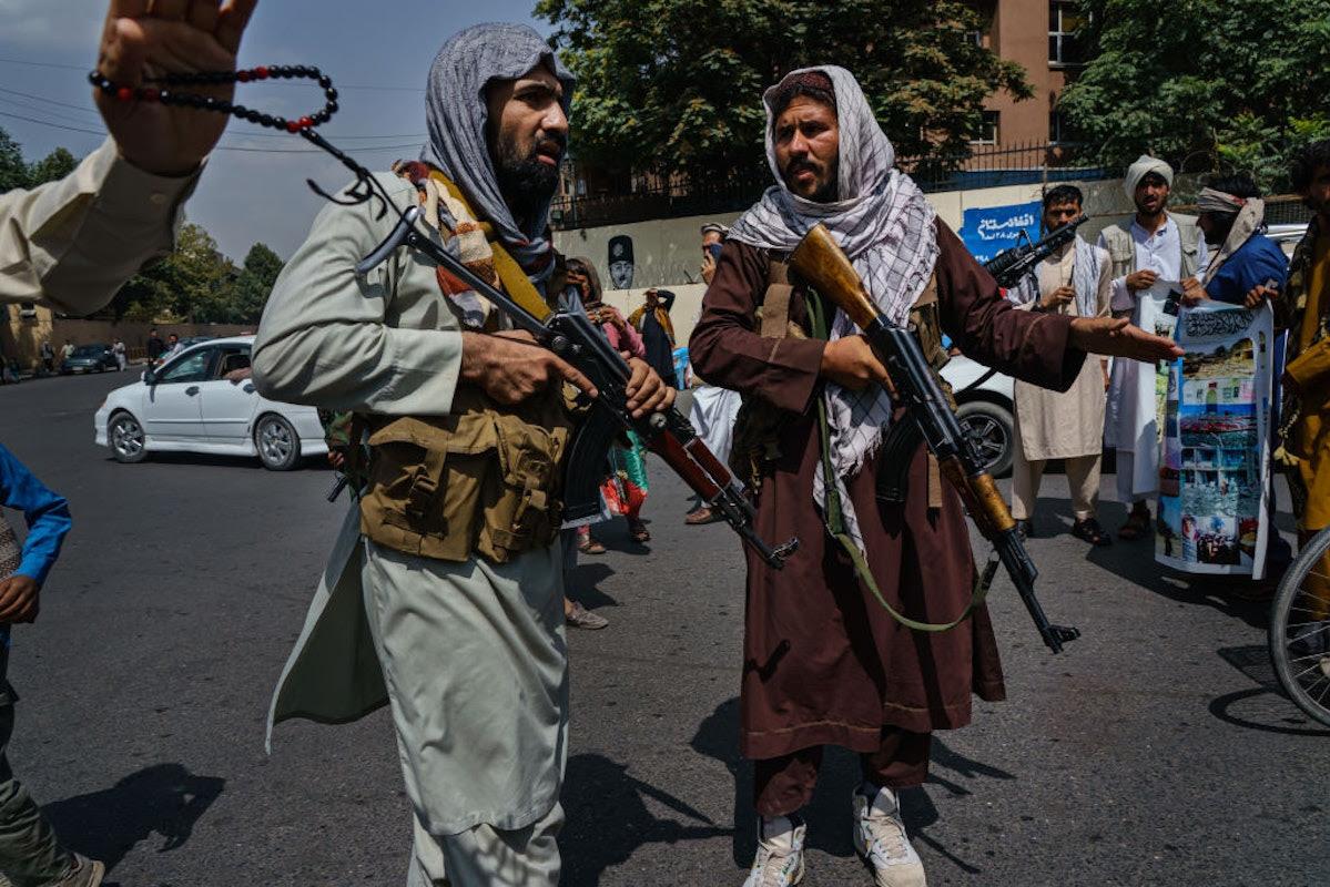 Taliban Going Door To Door Seeking Christians, Searching Through Phones For Bible Apps: Report
