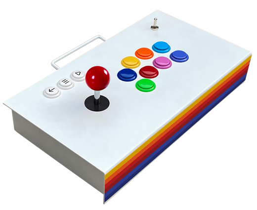 Newsletter-The-Arcade-Controller-