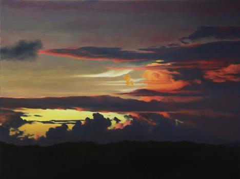 Sunset at the Equator 2005 April Gornik
