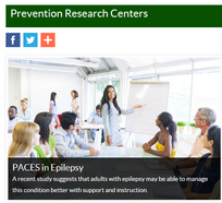 PACES Program featured on website