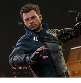 The Falcon and The Winter Soldier TMS039 The Winter Soldier 1/6 Scale Collectible Figure