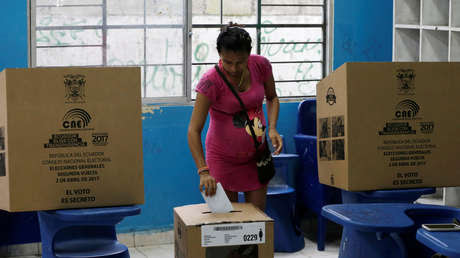 """La Internacional Progresista envía observadores a los comicios en Ecuador y advierte que la democracia en ese país """"está al borde del abismo"""""""