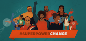SuperPower Change Ensemble Illustration