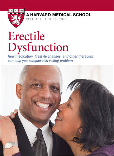 Product Page - What to do about Erectile Dysfunction