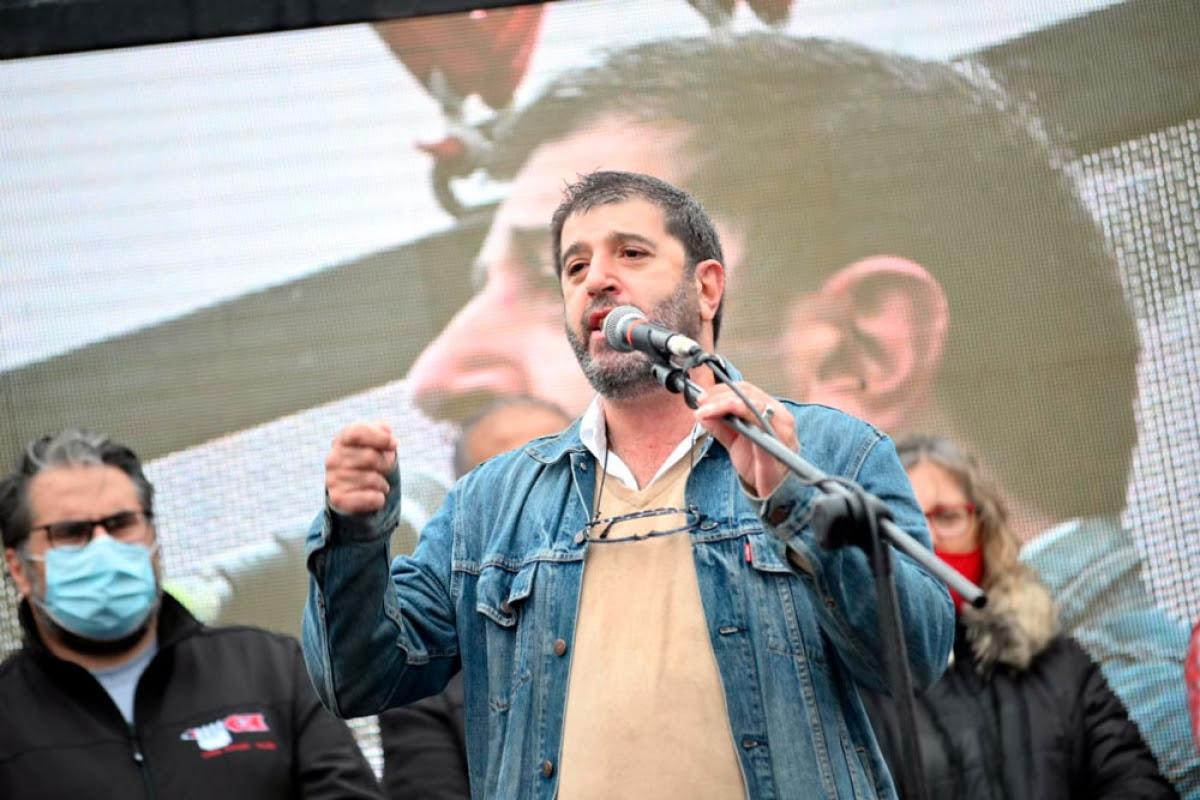 "Fernando Pereira: ""Esa ley horrible la vamos a anular"""