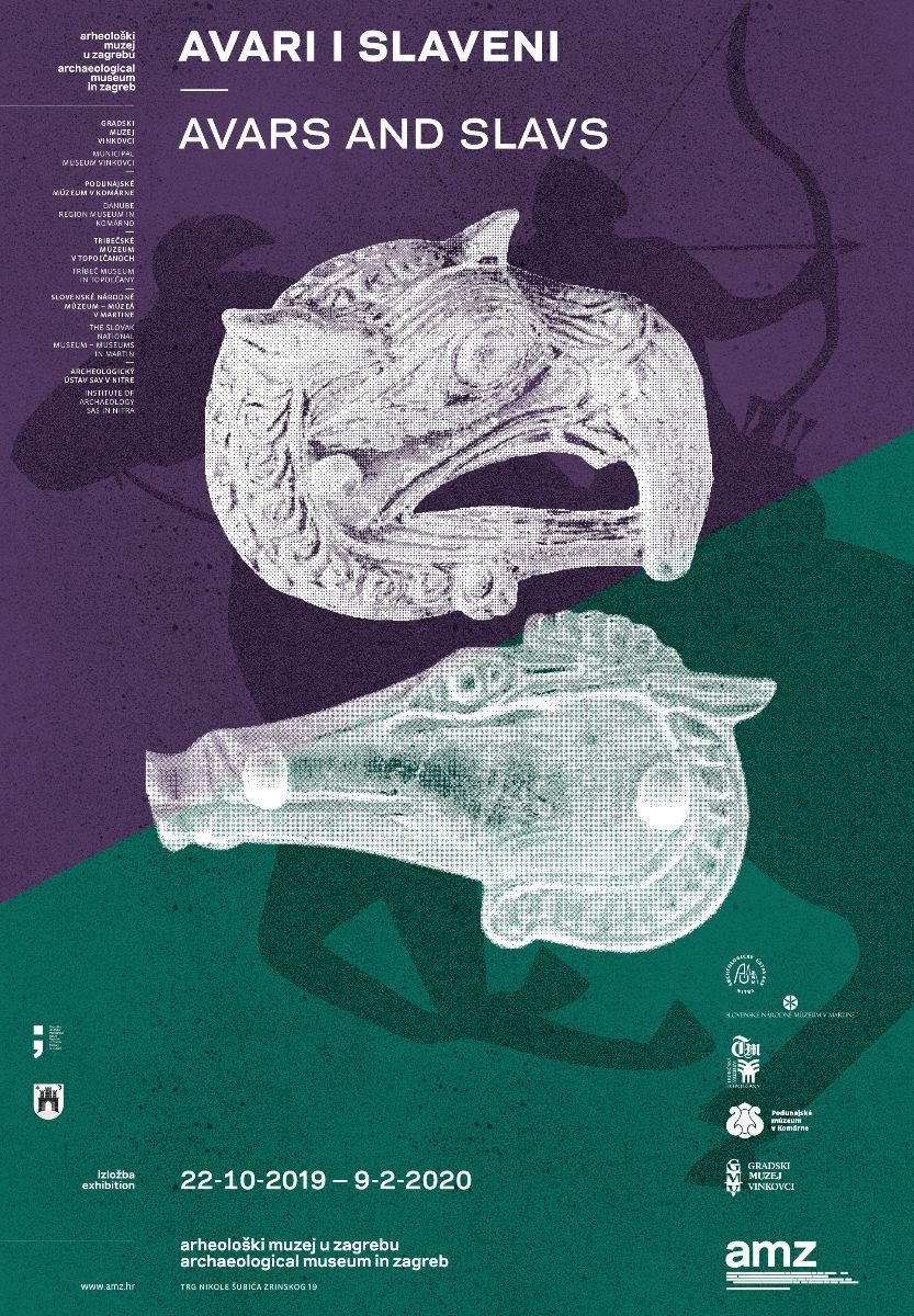 AMZ – Međunarodna izložba 'Avari i Slaveni' (PRESS)