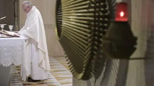 Frente a los que sólo buscan el escándalo y la división el Papa propone esta respuesta