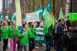 La llave del cambio es verde y no es Vox