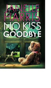 No Kiss Goodbye by Brooke Harris writing as Janelle Harris