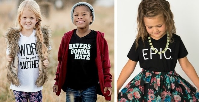 *HOT* Unisex Kids Graphic Tees...