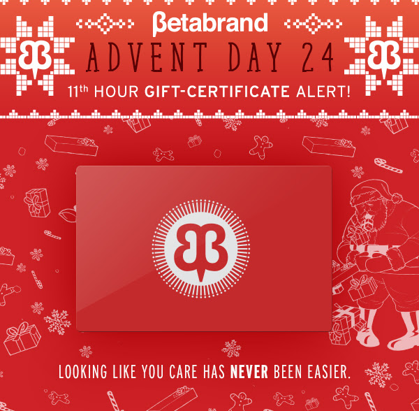 Betabrand Gift Certificates