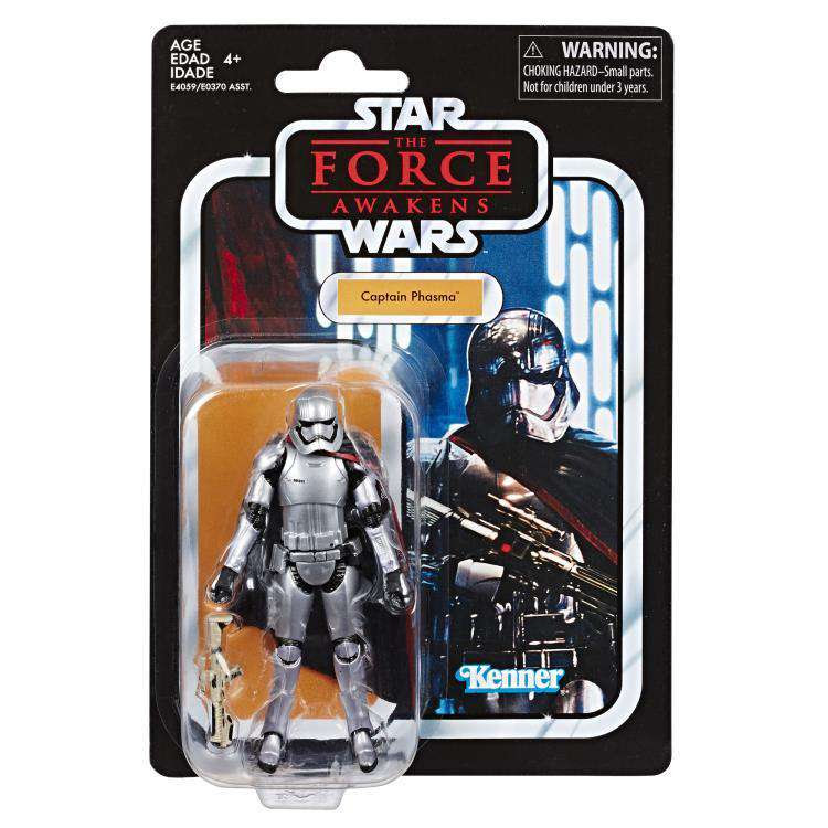Image of Star Wars: The Vintage Collection Wave 6 - Captain Phasma figure