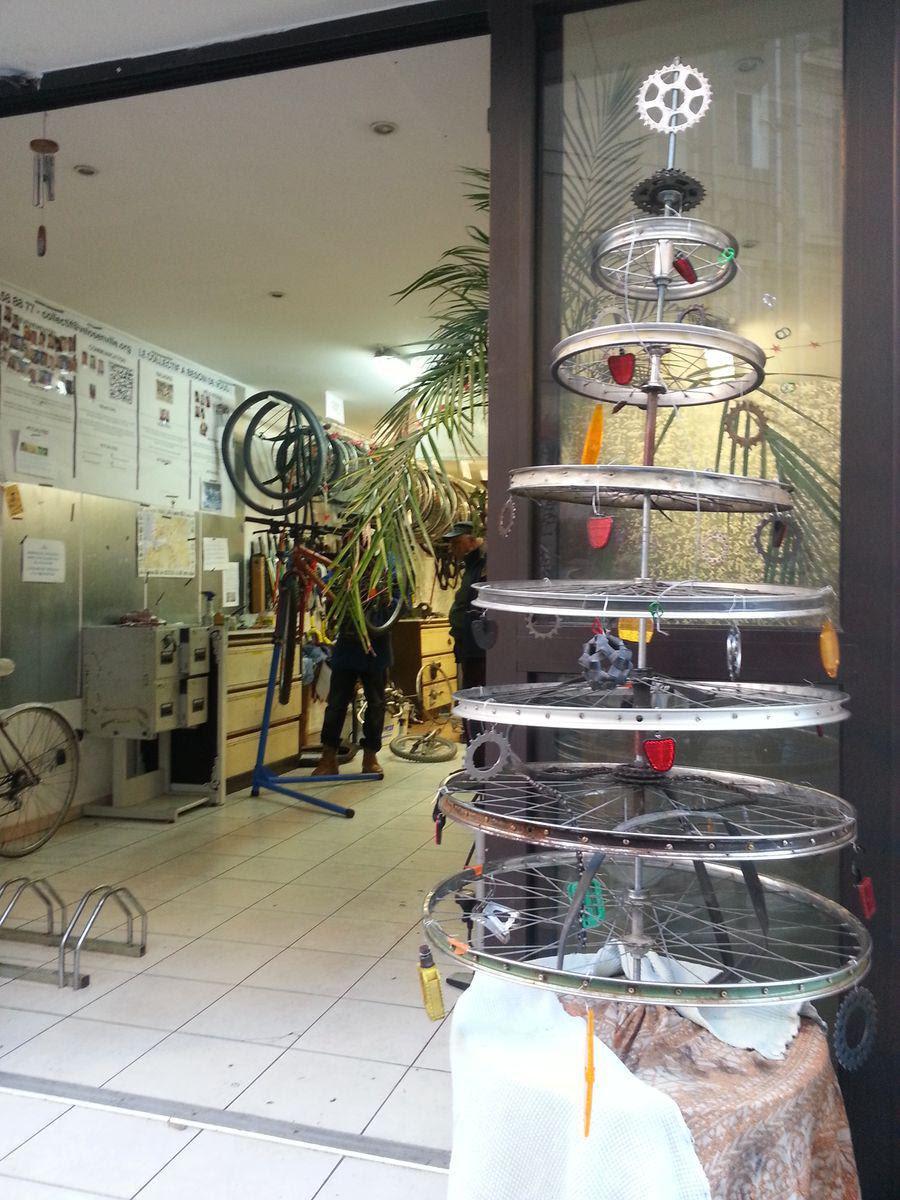 Collectif vélos en Ville Marseille