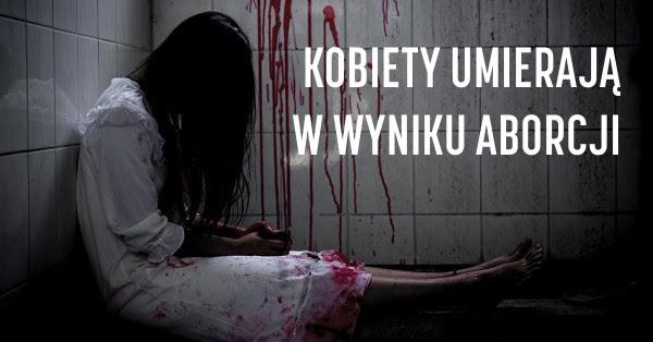 Kobiety umieraja