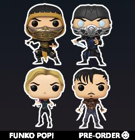 Pop! Movies: Mortal Kombat (2021)
