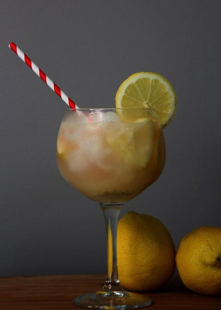 Caipirinha Limon bitter