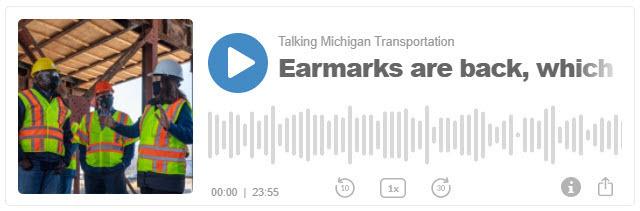 TMT - Earmarks are back