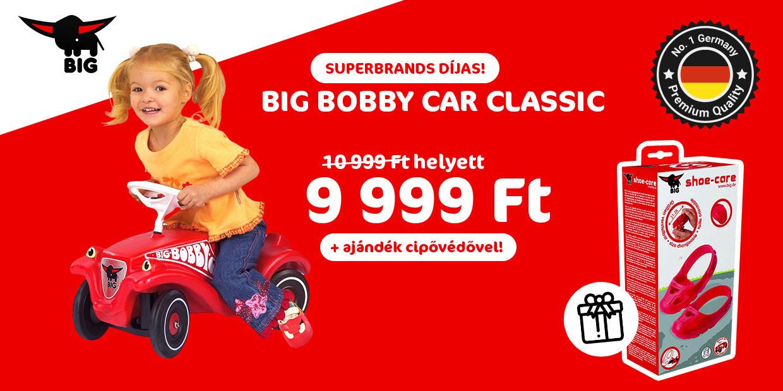 Big Bobby car akció! - JátékNet