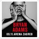 BRYAN ADAMS, Zagreb