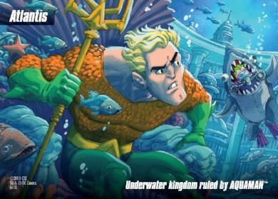 DC Spyfall - Atlantis