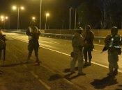 Durante este sábado se registraron disturbios en varias zonas de Chile que han sido calificados como racistas y violentos.