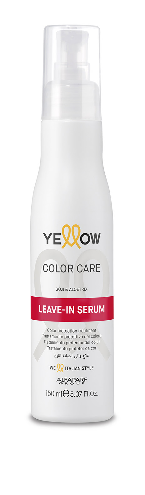 Leave in Color Care Yellow
