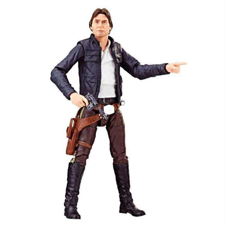 Image of Star Wars The Black Series Han Solo (Bespin) 6-Inch Action Figure - Wave 19