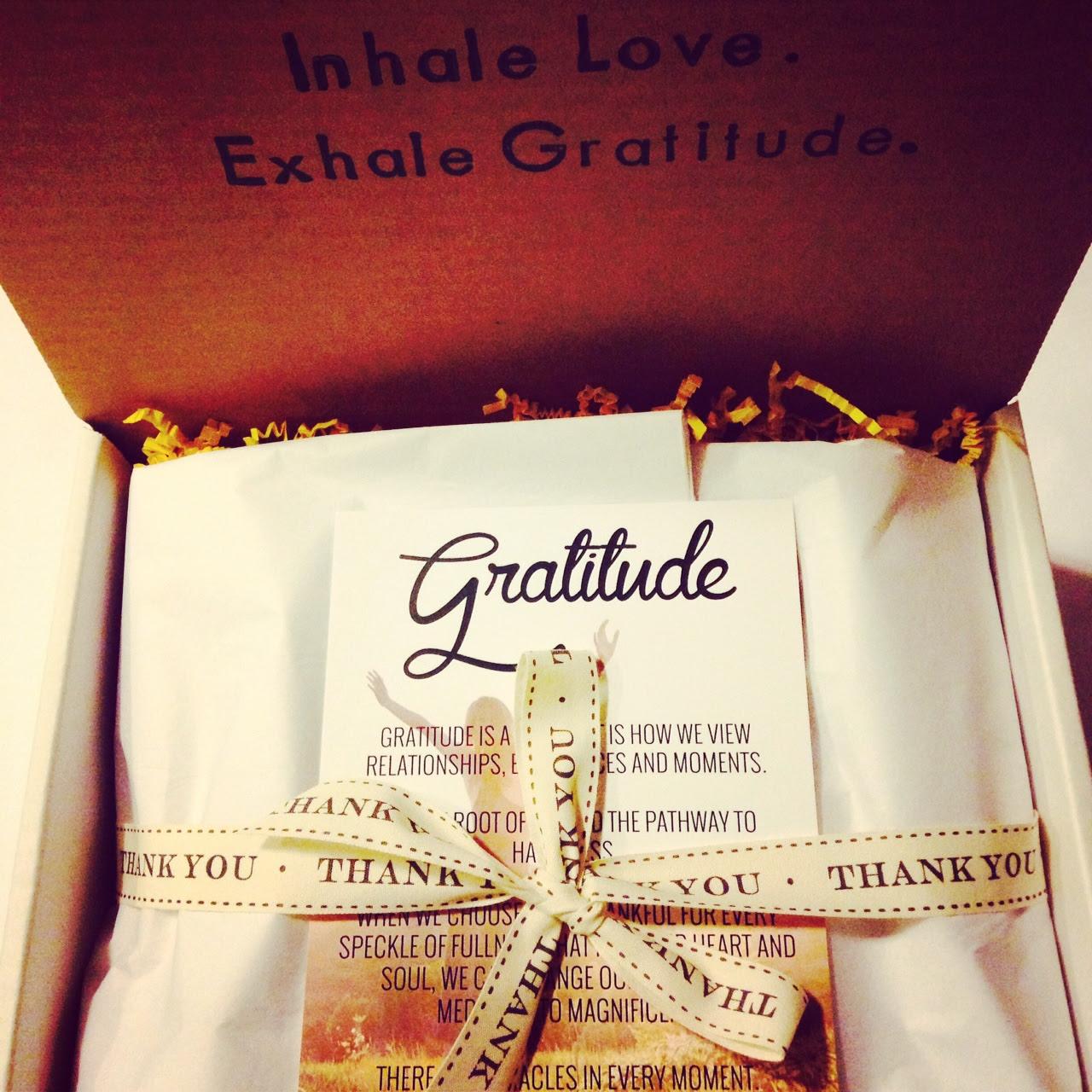 HeySoul Gratitude Box