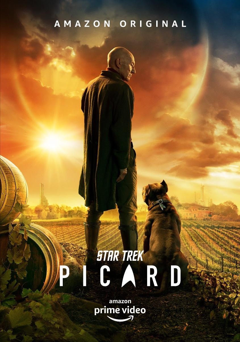 Star Trek: Picard, Treadstone e le novità di gennaio Amazon Prime Video 1