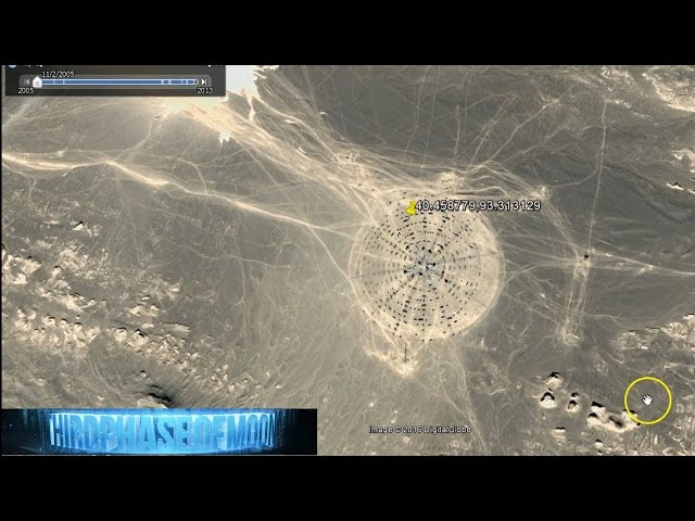 WHAT IN THE WORLD? CHINA AREA 51 EXPOSED!!? Edwards AFB UFO SIGNAL!? GOOGLE MAPS! 2016  Sddefault