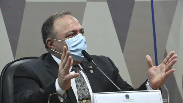 Pazuello e Exército ignoraram pedidos do AM por oxigênio a 5 dias de colapso