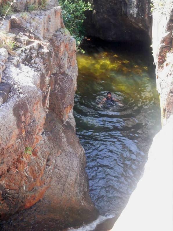 sliding pool