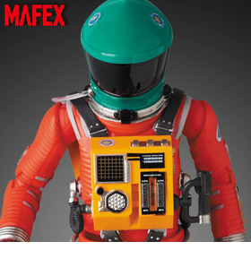 2001: A SPACE ODYSSEY MAFEX NO.110 ORANGE SPACE SUIT VER.