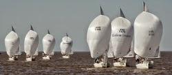 J/24 Argentina- sailing Pan Am Games trials