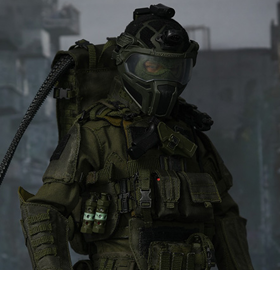Enforcer Corps PFC Yuri 1/6 Scale Figure