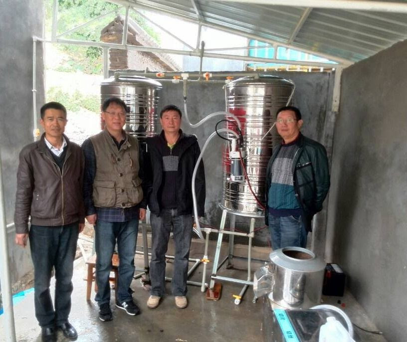 water purifier team