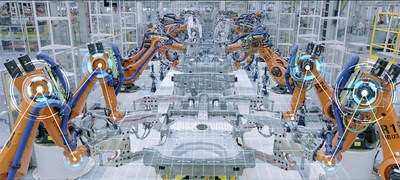 Intelligent robots to manufacture high-quality cars