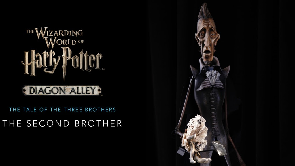 Tales of the Three Brothers at Wizarding World of Harry Potter