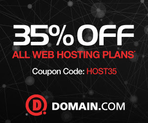 35% off ALL New Web Hosting Pl...