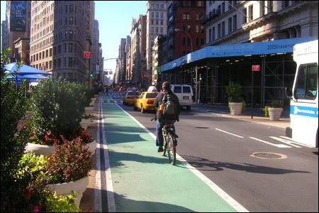 Bike Lane Streets