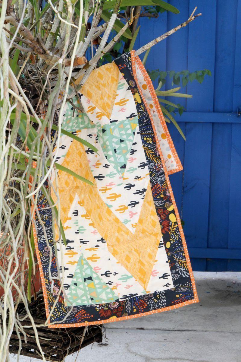 Morning Walk Fabric