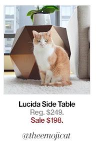 Lucida Side Table