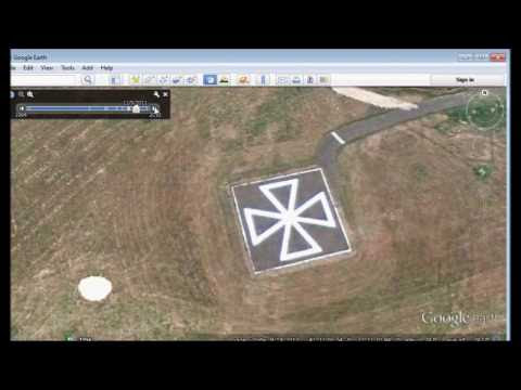 Plum Island Templar Cross | HELIPAD Appears, Disappears, Reappears! Google Earth BUSTED  Hqdefault