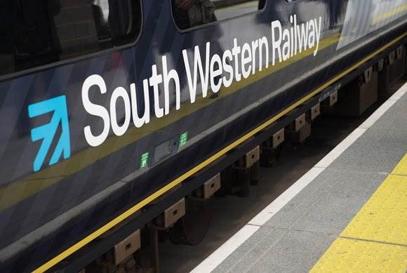 South Western Railway keeps passengers moving despite RMT strike